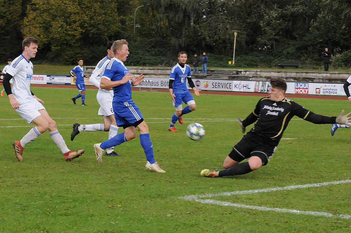 2019-10-05: TSV Bobingen I Gegen TVE I 2:0
